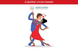 ilişkide uyum dansı