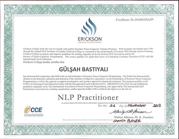 Erickson-College-International-NLP-Practitioner-Sertifika